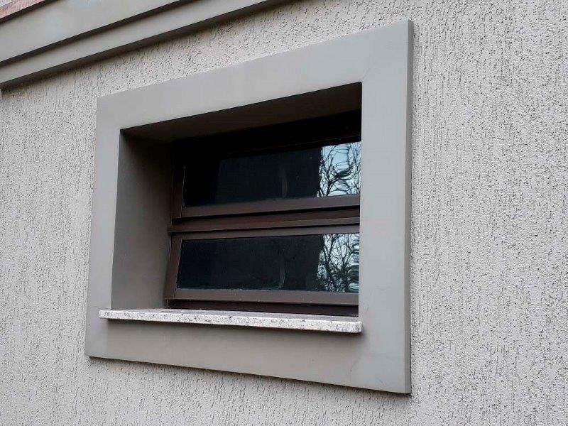 Moldura para janela
