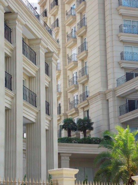 Molduras para fachadas
