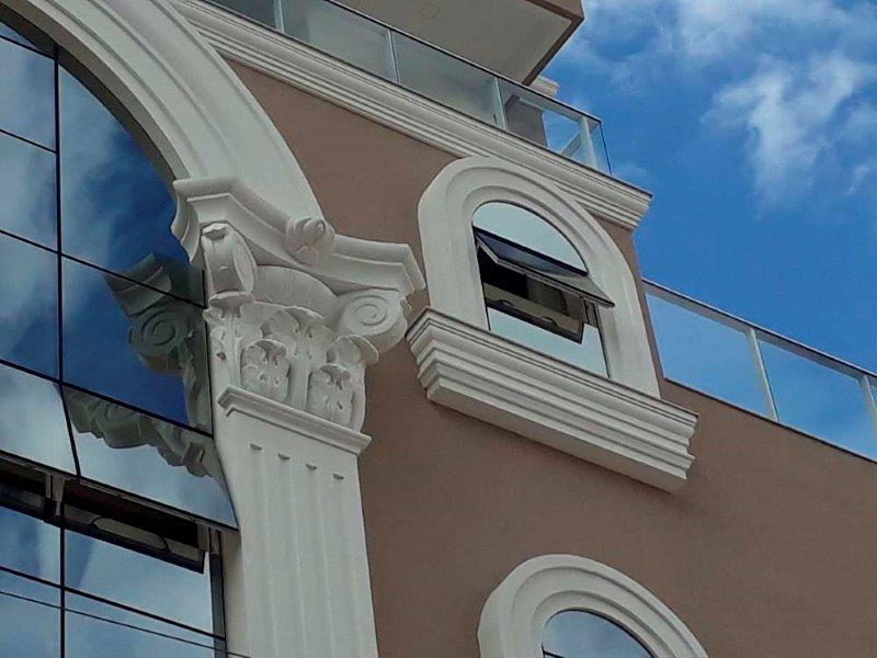 Ornamentos para fachadas
