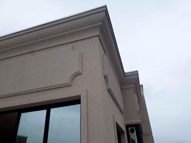 Sancas para fachada